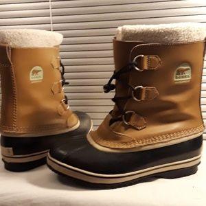 Sorel  Waterproof Size 7 Winter Rain Boots